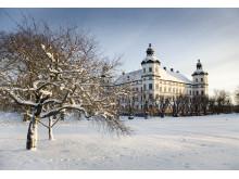 Julmarknad på Skoklosters slott