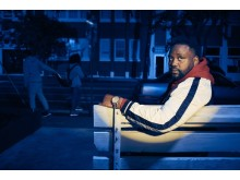 Brian Tyree Henry som Alfred Miles i Atlanta. Säsongspremiär på FOX fredag den 6/4 kl 22.50.