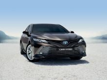Nya Toyota Camry Hybrid