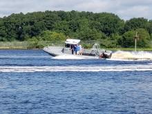 US Navy Trials