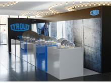 TYROLIT produktutställning och husmässa diamantklingor betonghåltagning