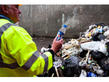 As much as 51% of green bin contents can be recycled, costing taxpayers £1.2 million a year in landfill taxes.