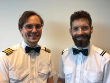 Styrmann og kabinansatt opprettholder propellidentiteten