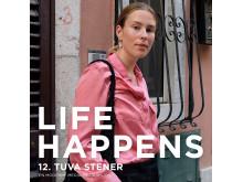 Bik Bok Podcast Life Happens - Tuva Stener
