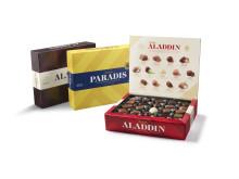 Marabou Alladin samling 181017