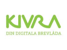 Kivra logotyp med tagline (svg)