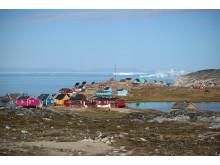 """Ilimanaq, Grönland, från utställningen """"Arktis – medan isen smälter"""""""