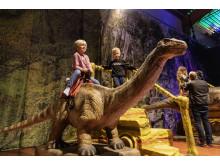 Dinosaurs The Exhibition_Premiär4