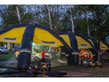 Kärchers tvättdepåer Rally Dakar 2016