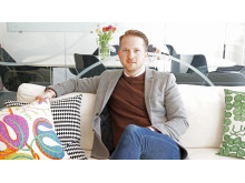 Emil Furudahl, nyanställd PR-konsult på Four PR