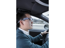 Tobii Glasses 2 Wearable Eye Tracking - Driving Research