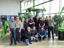 Steens T&E och Hüllert Maskin i nytt samarbete om Merlo
