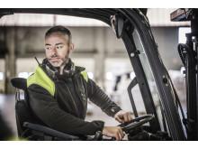 Arbetskläder och personlig skyddsutrustning