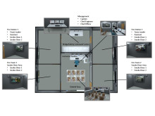High res image - Kongsberg Digital - Fire layout