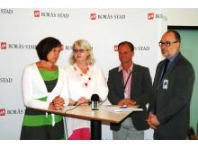 Borås tar helhetsgrepp på skolan