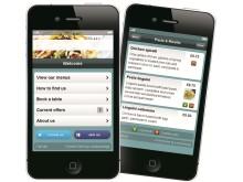 Mobil hemsida