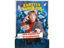 Karsten Torebjer - Psychic medium (Affisch)