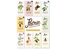 Patric Chocolate New Packaging