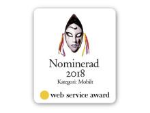 NetOnNet är nominerad i kategorin Mobilt, i WSA 2018