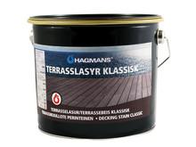 Terrasslasyr Klassisk