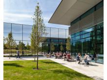 Dyson Malmesbury technology campus - 1