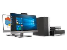 HP Elite line of Desktops and AiOs