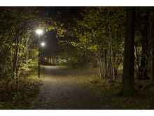 Brommaplan Outdoor Lighting