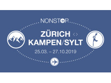 Flugverbindung Zürich-Sylt