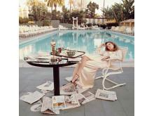 Faye Dunaway av fotograf Terry O'Neill