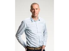 Magnus Laneborg, marknadsområdeschef Riksbyggen