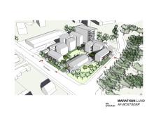 Nya studentbostäder när Akademiska Hus säljer mark i Lund
