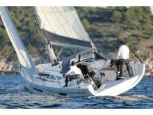 More Sailing kommer att ställa ut en More 40 på Båtmässan i Göteborg.