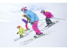 På ski i Hemsedal