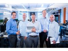 Avdeling krafthandel i LOS Energy