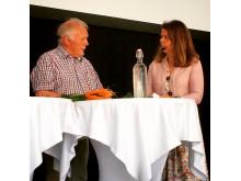 Yngve Andersson och Anna Dyhre