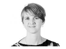Rebecka Saaby Mehlum, ateljéansvarig Helsingborg