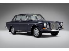 Volvo 164 – sextiotalsprestige som fyller 50 år