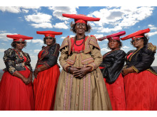 Canon Ambassador Brent Stirton shot in Namibia on the Canon EOS R System
