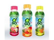 Go Coco smaksatt kokosvatten