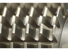 VBN Components 3D-printade snäckfräständer