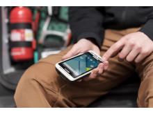 Nautiz X2, en stryktålig och smidig Android handdator med skanner