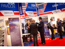 High res image - Oceanology International London - USA Pavilion