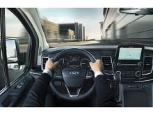 Den nye Ford Tourneo Custom PHEV