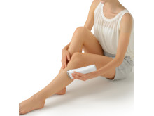 Panasonic's IPL Hair Removal System for pain-free salon results from the comfort of your own home