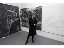 Amanda Lind besöker konstepidemin 22.02.19 16