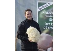 Mathias Persson, VD Hällestad