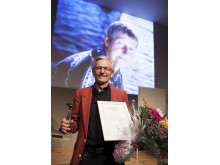Björn Helander, en av mottagarna av ArtDatabankens Naturvårdspris 2013.