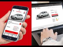 Mitsubishi Händlerwebseiten