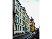 Selvaag Eiendom har kjøpt Dronningens gate 13 i Kvadraturen.