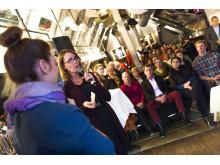 """""""Pocket Academy"""" pitchar sin idé för finaljuryn i Drakarna i Västmanland 2013!"""